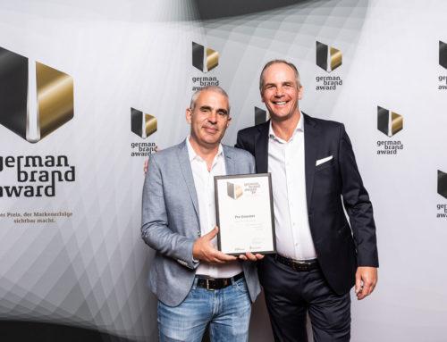 Pro Gourmet gewinnt German Brand Award 2019